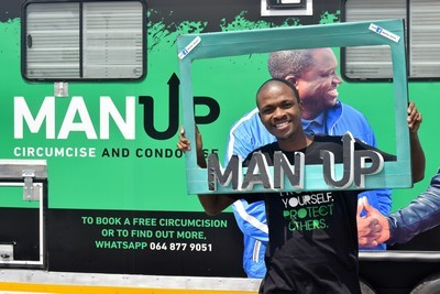 Man Up | Voluntary medical male circumcision